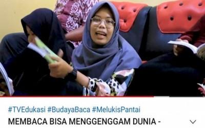 Helena Siswa SMAN 1 Manggar Senang Menang Lomba Vlog dari Kemdikbud RI