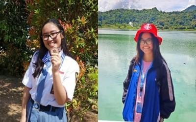 Dua Siswi SMAN 1 Manggar Ini Berhasil Raih Juara di Liga Olimpiade Pelajar Tingkat Nasional