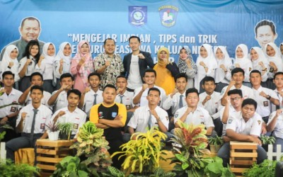 Mengejar Impian, Tips dan Trik Merebut Beasiswa Keluar Negeri Bersama Bapak Agus Mutohar, M.A., Ph.D.