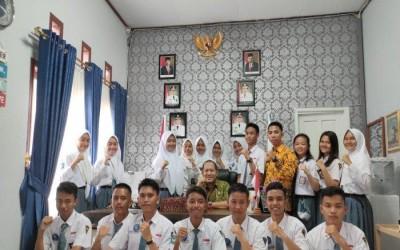 19 Siswa SMA Negeri 1 Manggar Lolos Seleksi Calon Paskibra