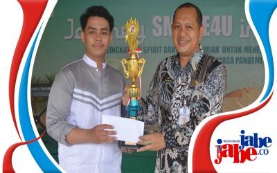 Siswa SMK Stania Juara Caramah Agama di Festival JOURNEY SMONE4U IN RAMADHAN SMA Negeri 1 Manggar