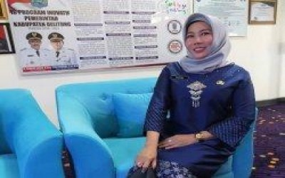 ALUMNI BERPRESTASI: Kabag Protokol Belitung, Sosok Kartini yang Hebat dan Luar Biasa Itu Adalah Ibu