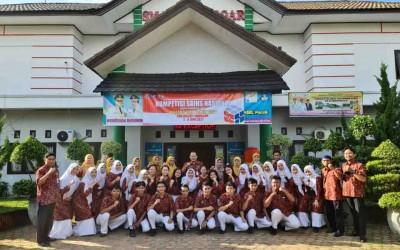 SMAN 1 Manggar Pertahankan Juara Umum Kompetensi Sains Nasional 2021