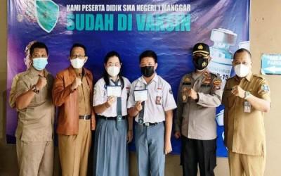 28.871 Warga Belitung Timur Sudah Divaksinasi dari Target 101.206 Orang